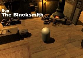Egg The Blacksmith