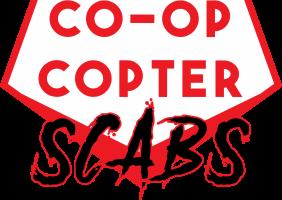 COOP Copter Scab