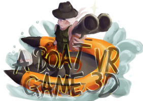 A Boat VR Game 3D