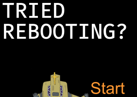 Have you tried Rebooting?