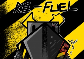 RE-fuEL: Super Cute Angry Robot Defense