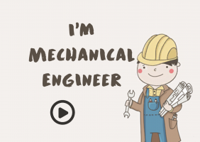 I am a Mechanical Engineer