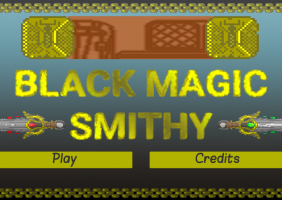Black Magic Smithy