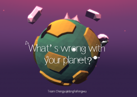 What's Wrong With Your Planet?