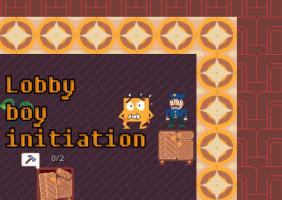 Lobby Boy Initiation