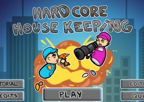 Hardcore Housekeeping
