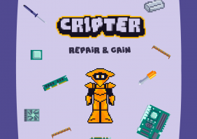 Cripter: Repair and gain