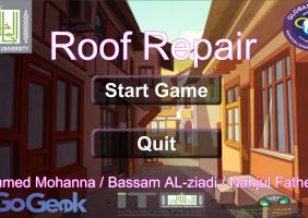 Roof Repair Game