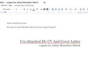 I've Attached My CV And Cover Letter