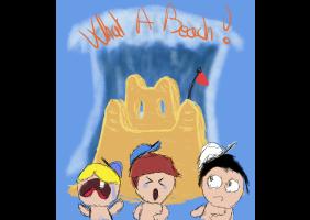 What a Beach !