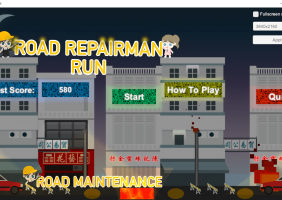 Road Repairman Run