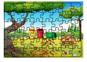 Clean & Dirty Jigsaw Puzzle
