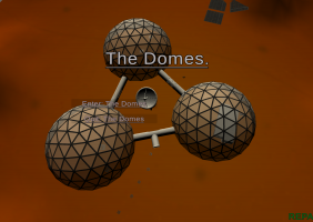 The Domes.