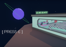 Gas Giant - Lo-fi Tunes to Pump Gas to