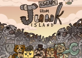 Escape from Junk Island
