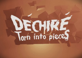 Déchiré - Torn into pieces