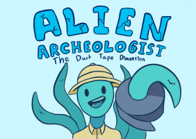 Alien Archaeologist: The Duct Tape Dimension