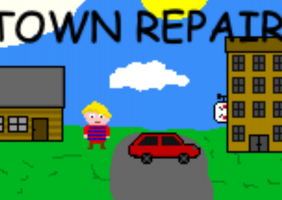Town Repair - 'Game of the Year' Edition