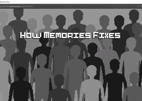 How Memories Fixes