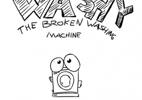 Washy - The Broken Washing Machine