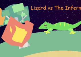 Lizard vs The Inferno