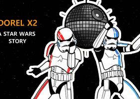Dorel X2: A Star Wars Story