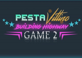 Pesta Vittino Building Highway Game 2