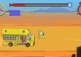 Jolly Bumpy Bus Ride