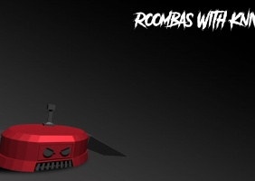 Roomba's With Knives