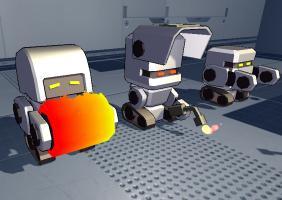 Titanium Brothers Robo Repair