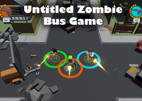 Untitled Zombie Bus Game