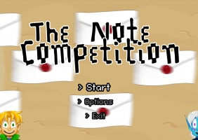 The Note Competition