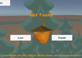 Nut Found