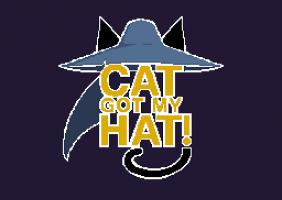 Cat Got My Hat!
