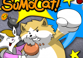 Lunch & Punch SumoCat!