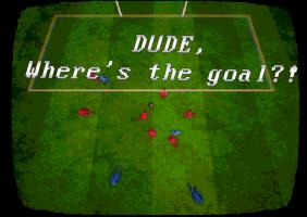 DUDE, Where's The Goal?!
