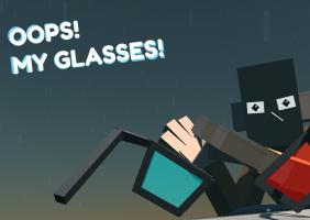 OOPS! my glasses!