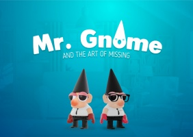 Mr. Gnome and the art of missing