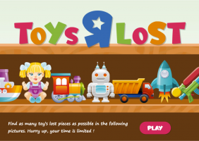 Toys R Lost