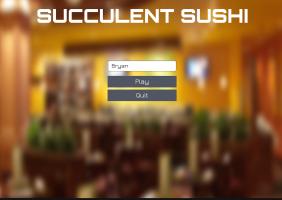 Succulent Sushi