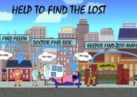 Help to find the lost