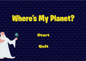 Where's My Planet