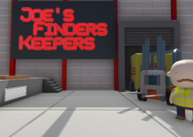 Joe's Finders Keepers