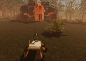 Vagrant Rover