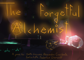 The Forgetful Alchemist
