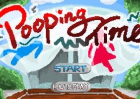 Pooping Time