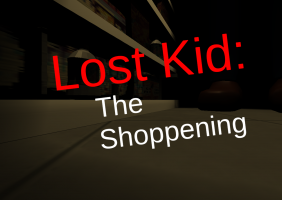 Lost Kid: The Shoppening