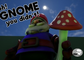 Oh Gnome You Didn't!