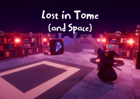 Lost in Tome and Space