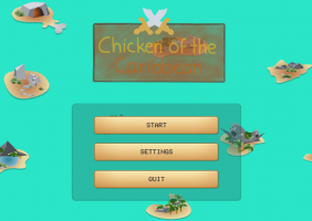 Chicken of the Caribbean